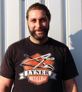 Lukas Annen, Geschäftsführer Metallbau