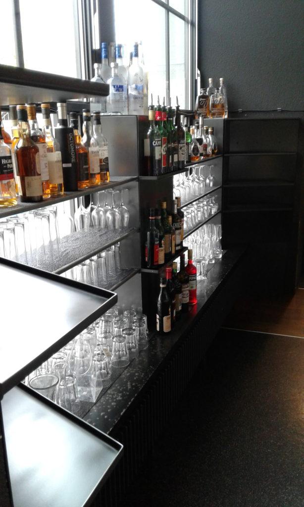 Bar-Erweiterung | Metallbau