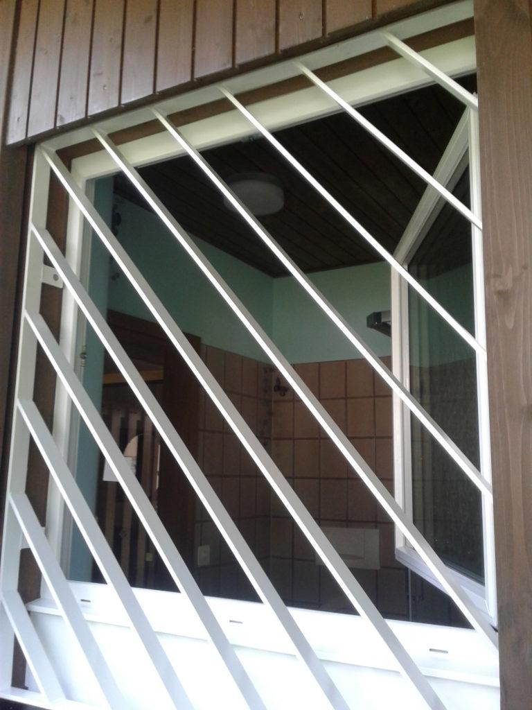 Klassischer Einbruchschutz | Metallbau