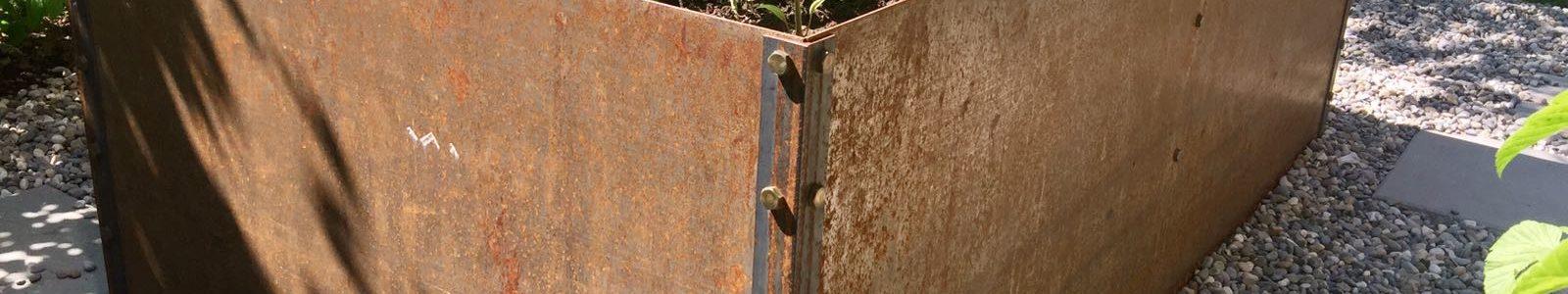 Hochbeet | Metallbau